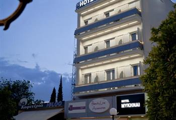 Hotel in Argos, Greece Mycenae