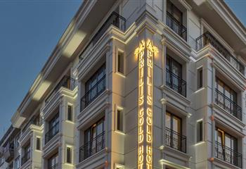Boutique Hotel dentro Istanbul, Turkey Aprilis Gold Hotel