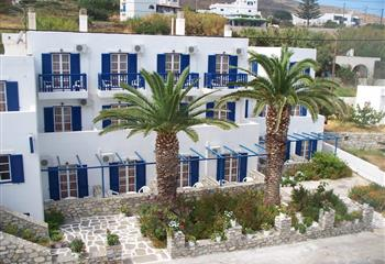 Hotel in Naxos, Greece Adonis Hotel