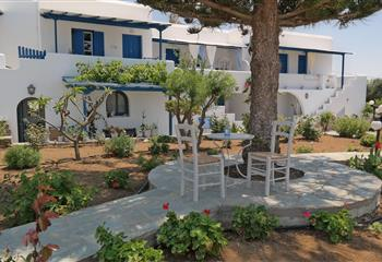 Studio in Naxos, Greece Maroussa Studios