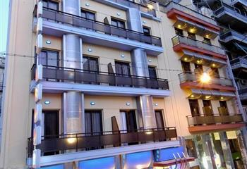 Hotel in Piraeus, Greece Anita Hotel