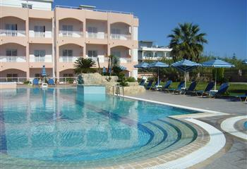 Hotel in Rhodes, Greece Rhodian Rose Hotel