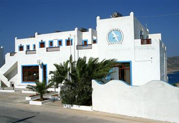 Hotel in Karpathos, Greece Hotel Albatros