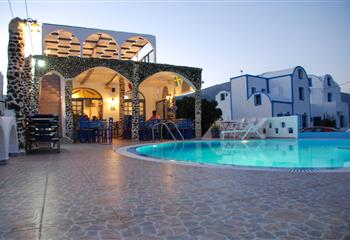 Studio in Santorini, Greece Honeymoon Beach Apartments