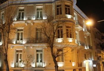 Hotel in Athens, Greece Exis Boutique  Hotel