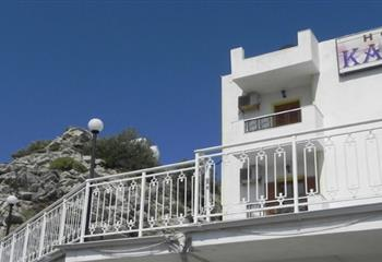Hotel in Ikaria, Greece Kastro Hotel