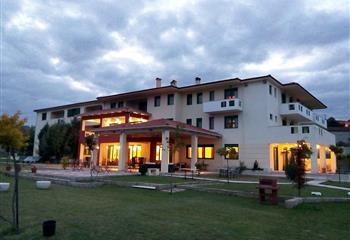 Hotel in Kozani, Greece Elimeia 3 Hotel