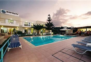 Studio & Appartment in Chania, Greece Niriides Hotel Apartments Studios