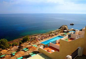 Hotel & Studio in Ikaria, Greece Cavos Bay Hotel & Studios
