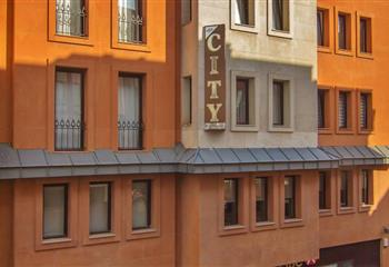 Hotel & Appartment in Canakkale, Turkey The City Residence Apart Otel