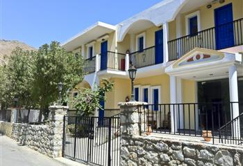Hotel & Appartment in Tilos, Greece Castellania