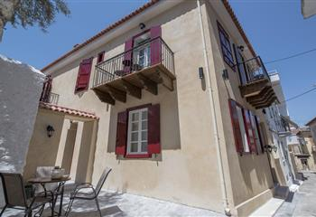 Pansion in Nafplio, Greece Pension Dafni