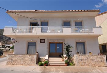 Studio & Appartment in Monemvasia, Greece Kritikos Rooms