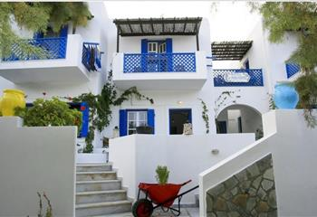 Hotel in Astypalaia, Greece Maganas Hotel