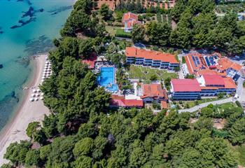 Hotel in Chalkidiki, Greece Porfi Beach Hotel