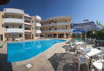 Hotel & Appartment in Heraklion, Greece Dimitra Hotel & Apartments