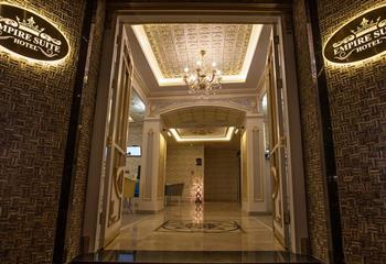 Hotel in Istanbul, Turkey Empire Suite Hotel