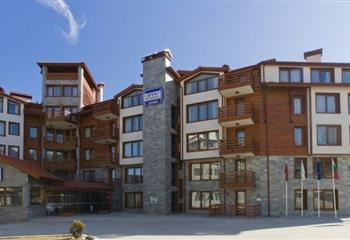 Appartment in Bansko, Bulgaria Grand Montana Hotel