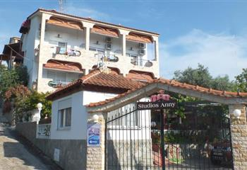 Studio & Appartment in Thassos, Greece Studios Anny Family Hotel