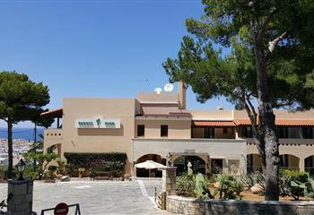 Hotel in Rethymno, Greece Forest Park
