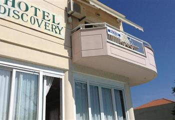 Hotel & Appartment in Thasos, Greece Discovery ApartHotel and Villas