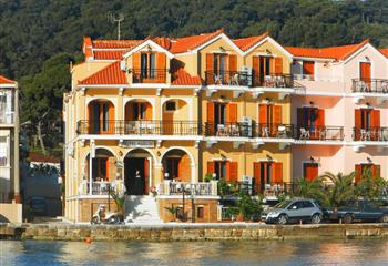 Hotel in Kefalonia, Greece Aggelos Hotel