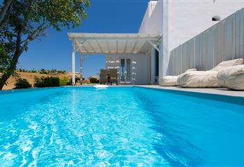 Villa 在 Naxos, Greece Naxian Utopia | Luxury Villas & Suites
