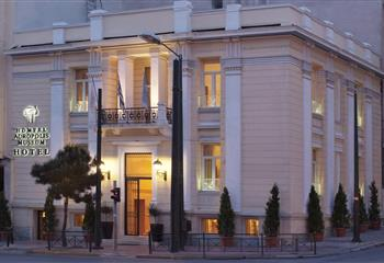 Hotel in Athens, Greece Acropolis Museum Boutique Hotel