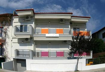 Studio & Appartment in Chalkidiki, Greece  Mare D'Oro Studios
