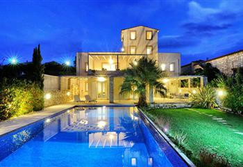 Villa ...에서 Chania, Greece Cretan Mansion