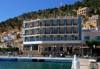 Hotel in Kalymnos, Greece Olympic Hotel