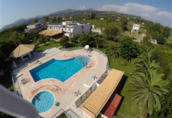 Hotel in Preveza, Greece Golden Beach