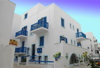 Appartment in Naxos, Greece Al Mare