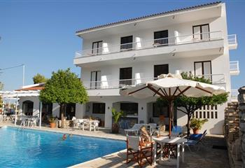 Hotel in Samos, Greece Apollon Hotel