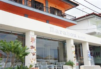 Hotel in Chalkidiki, Greece Marabou Hotel