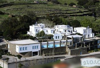 Hotel in Andros, Greece Aiolos