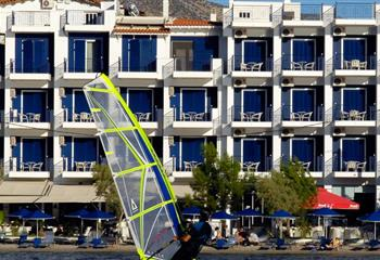 Hotel in Itea, Greece Trokadero Hotel