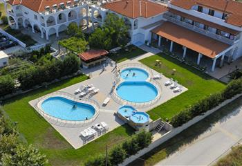 Hotel in Thrace, Greece Porto Vistonis