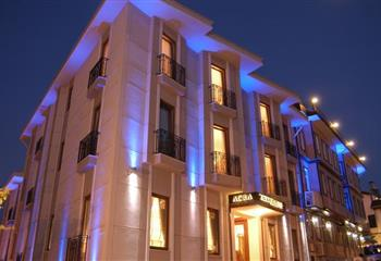 Boutique Hotel in Istanbul, Turkey Acra Hotel