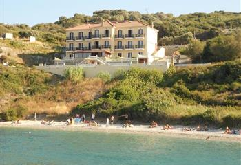 Boutique Hotel in Samos, Greece Sunrise Beach Hotel