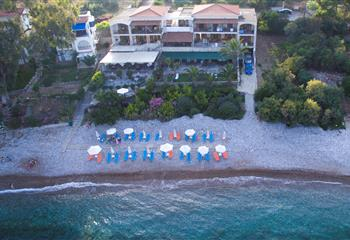 Hotel in Messinia, Greece Grekis Hotel & Apartments
