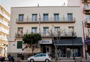 Hotel in Loutraki, Greece Plaza Hotel