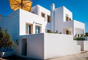 Appartment in Milos, Greece Milia Gi Suites