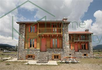 Villa in Arachova, Greece Orange Resorts