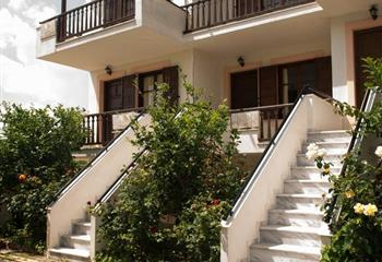 Hotel in Lesvos, Greece Morfoula