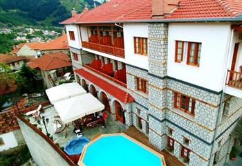 Boutique Hotel in Metsovo, Greece Archontiko Metsovou Luxury Boutique Hotel