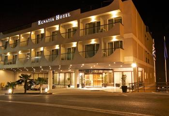 Hotel in Kavala, Greece Egnatia City Hotel & Spa