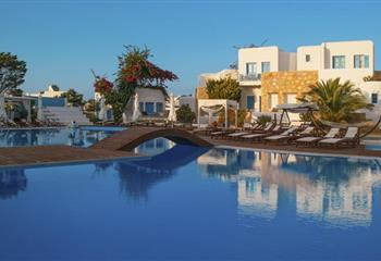 Hotel & Spa in Folegandros, Greece Chora Resort and Spa