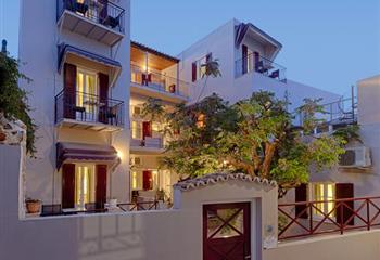 Appartment in Syros, Greece Paradise