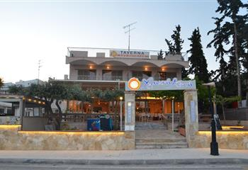 Hotel in Nafplio, Greece Golden Beach